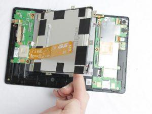 تعویض باتری تبلت ایسوس زن پد S 8.0