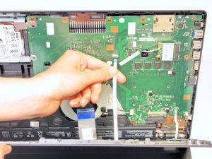 تعویض ال سی دی Asus X551CA