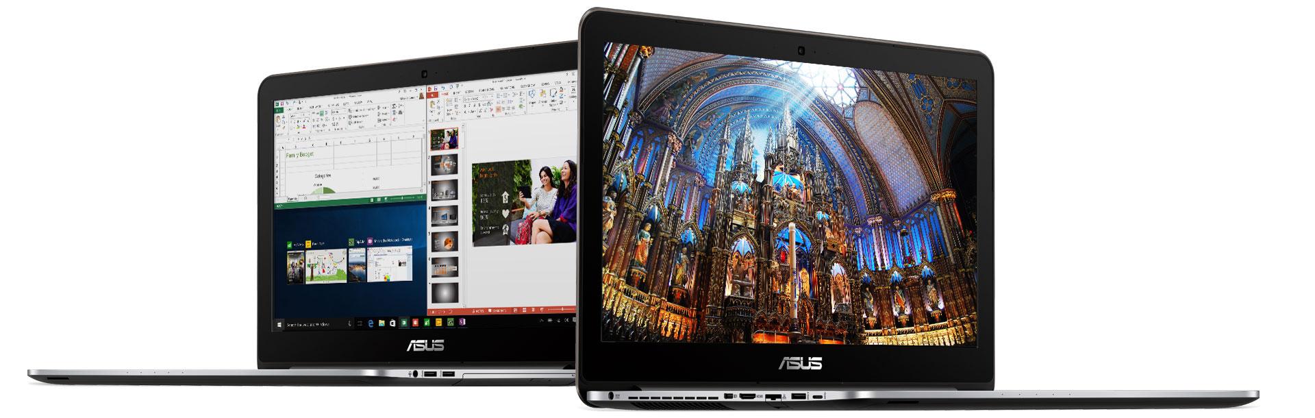لپ تاپ ۱۵ اینچی ایسوس مدل N552VW - A