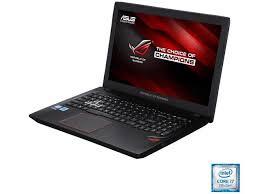 لپ تاپ ۱۵ اینچی ایسوس مدل ROG GL553VE - B