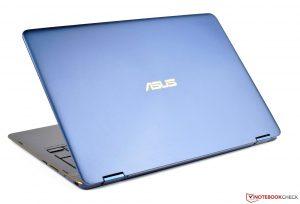 لپ تاپ ایسوس مدل ZenBook UX370UA - A