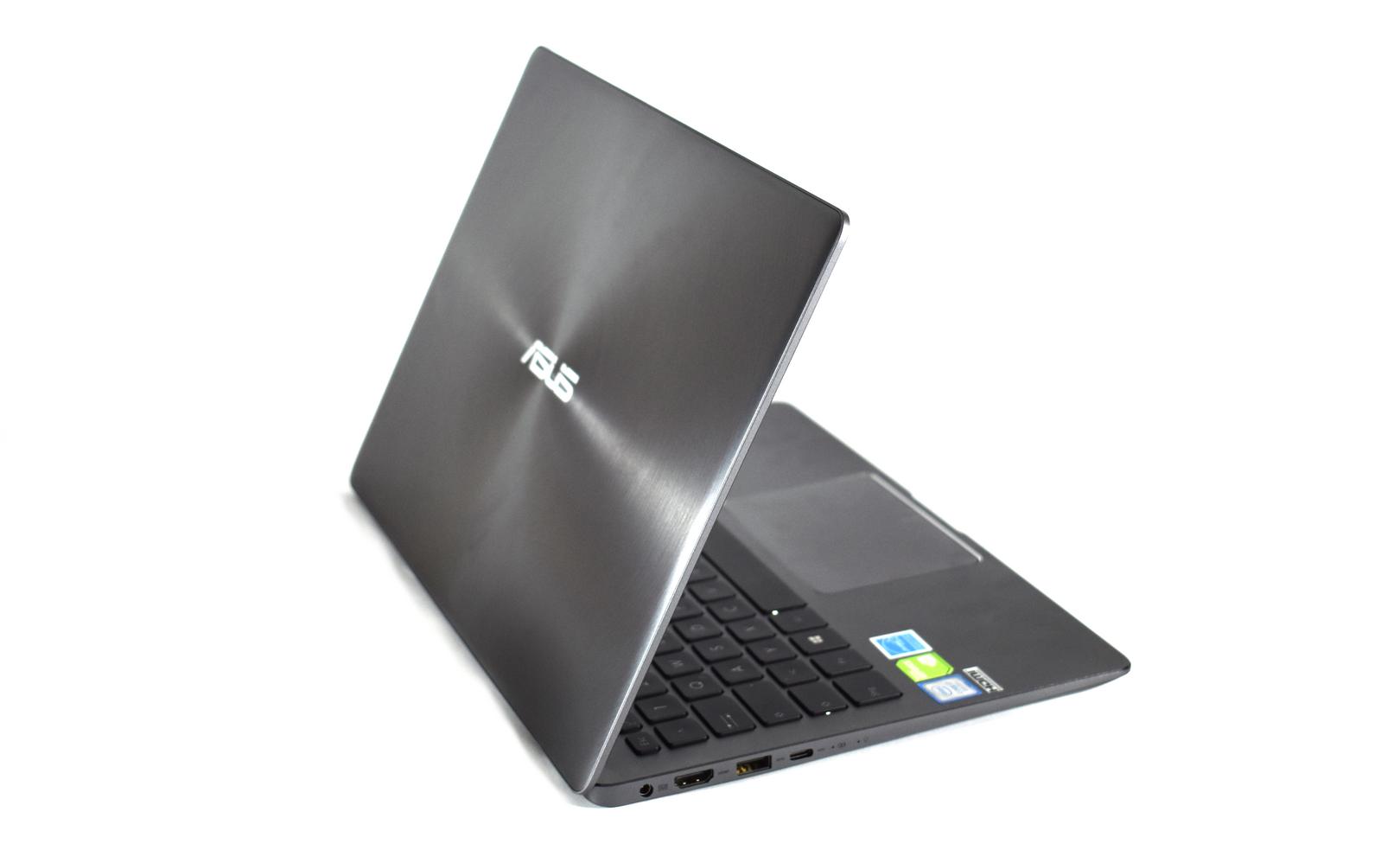 لپ تاپ ۱۳ اینچی ایسوس مدل Zenbook UX331UN - A