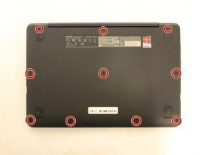 آموزش تصویری تعویض مادربرد Asus Transformer Flip Book TP200S
