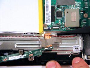 آموزش تعویض برد دوربین جلو Transformer T100